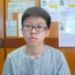 Photo of Bryan Chow from Canberra Sec Sch