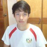 Photo of Nicholas Khoo from St. Gabriel's Sec School