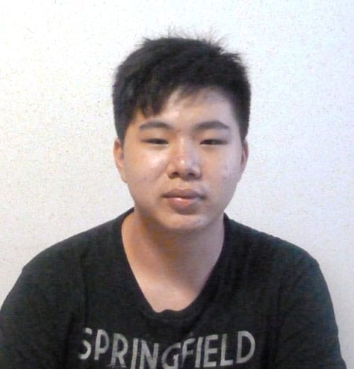 Photo of Eugene Sim from Changkat Changi Sec School
