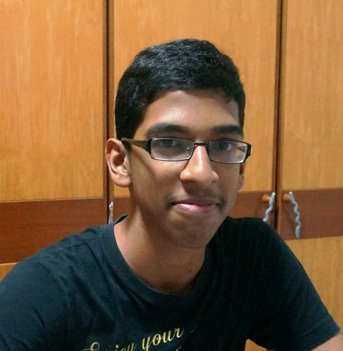 Photo of Manoharan Pranauv from Queensway Sec School