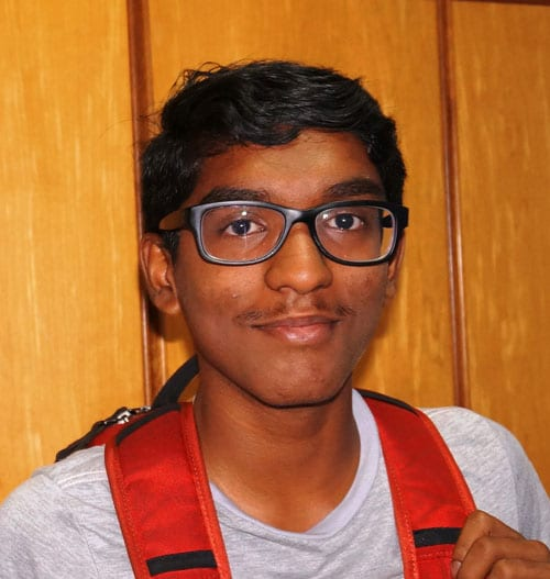Photo of Eshwar from Queensway Sec Sch
