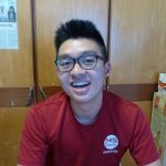 Zachary Chan from West Spring Sec School